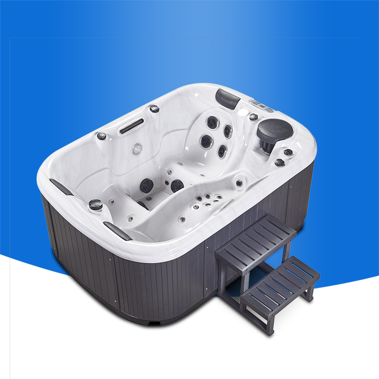 Joyspa Mini Spa Outdoor Small Hot Tub