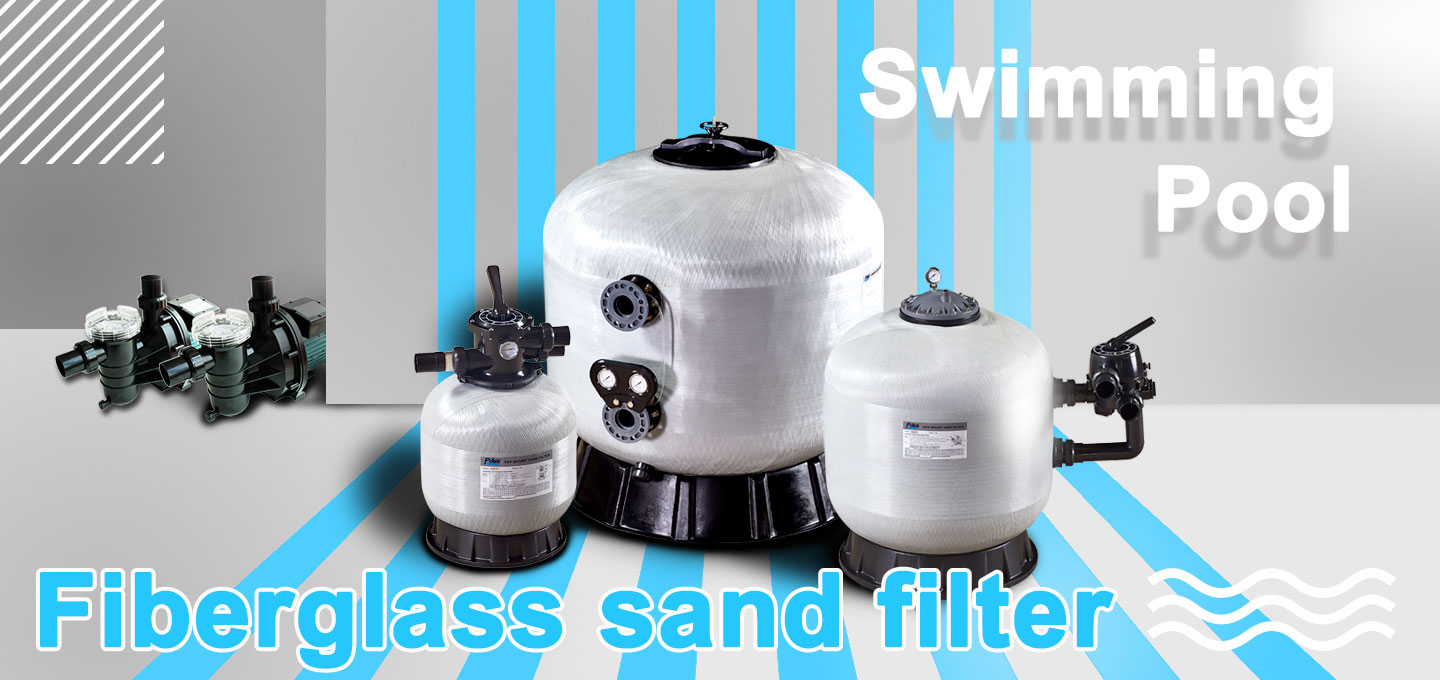 Sand Filter Series